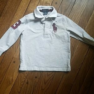 Toddler Boys Polo Shirt